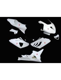Fairing kit 5 parts Motoforza BMW S1000RR 2009 to 2011
