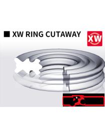 Transmission chain RK 525 ZXW Superbike 120 links