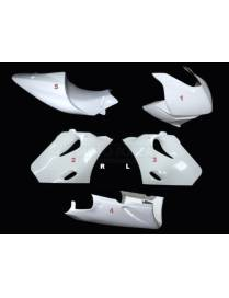 Fairings kit 5 parts Motoforza racing Suzuki SV650/SV1000 2003 to 2009