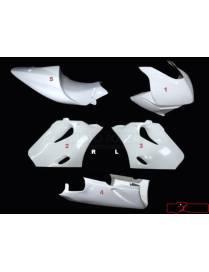 Fairings kit 5 parts Motoforza racing Suzuki SV650/SV1000 2003 to 2009