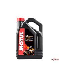 Engine oil Motul 7100 5W40 Oil - 4 Liters