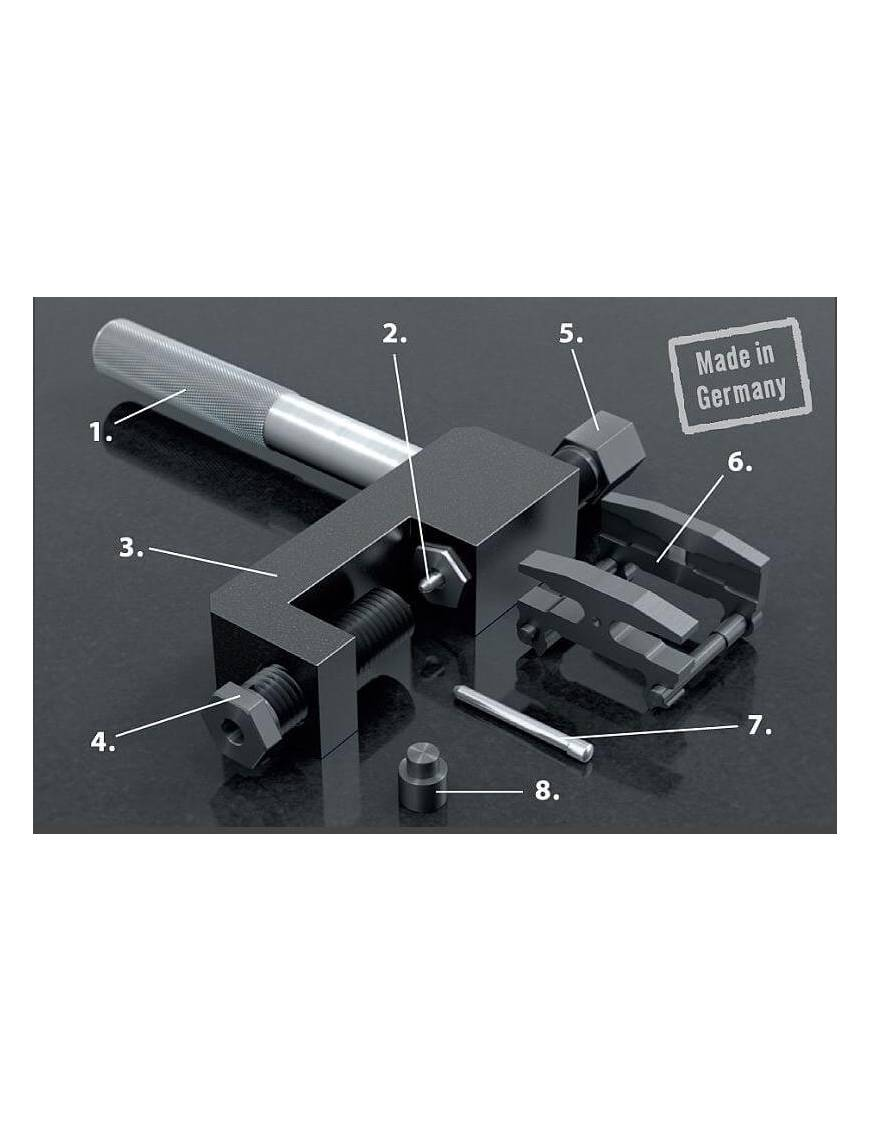 AFAM DRCP3 transmission chain breaker & riveting tool