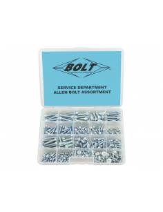 BOLT Engine & Fairing Allen Screws Assortment