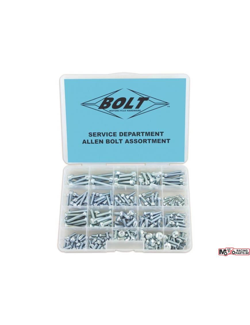 BOLT Engine & Fairing Allen Screws Assortment