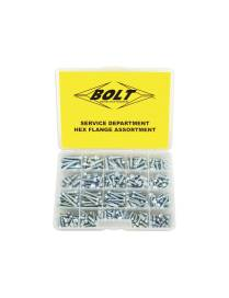 BOLT Engine & Frame Hex Screws Assortment 352 pieces