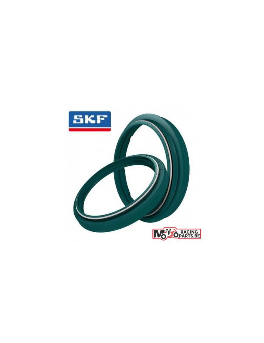Fork Seals /& 1L Fork Oil for Suzuki SV650 99-02