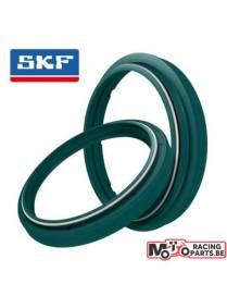 Joint spi de fourche racing SKF + cache poussière - Showa 48mm