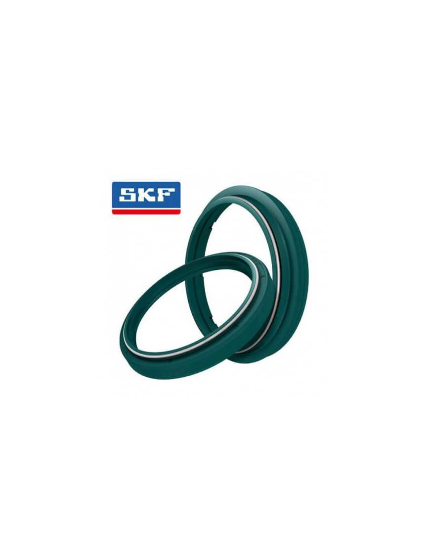 Fork seals SKF Racing +  Dust cover Showa 48mm