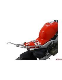 Rear sub frame Motoholders Ducati V4 Panigale solo seat closed