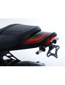 Support de plaque R&G Kawasaki Z900 RS 2018 à 2019