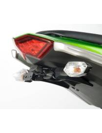 Support de plaque R&G Kawasaki Z1000 2010 à 2013