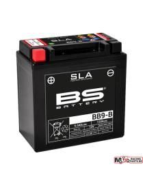 Batterie BS BATTERY BB9-B SLA 9,5Ah sans entretien 135x75x133