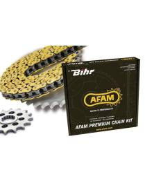 Chain kit AFAM Steel 428 Yahama YZF-R125 09/19 Z15/48
