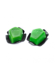 Knee sliders ITR M28 - Green