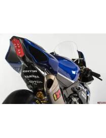 Feu rouge pluie Yamaha YZF-R1 15/19 - YZF-R6 17/19 homologué FIM