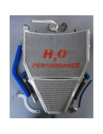 Radiateur H2O Performance Eau + Huile kit Yamaha YZF-R1 2015 à 2019