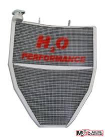 Radiateur majoré H2O Performance Eau Kawasaki ZX-10R 2011 à 2015