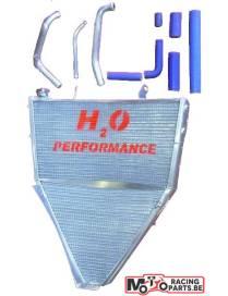 Radiateur majoré H2O Performance Eau Yamaha YZF-R6 08/16