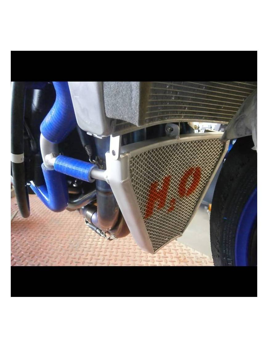 Radiator additional H2O Performance Water Yamaha YZF-R6 17/19
