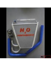 Radiateur majoré H2O Performance Eau Yamaha YZF-R3 17/19