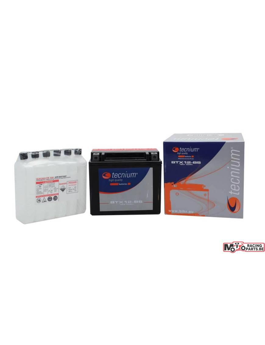 Battery Tecnium BTX14-BS 12V 12Ah 150x87x145mm