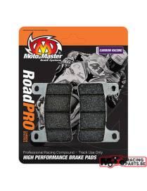 Brake pads Moto-Master RoadPro racing carbon BMW S1000RR 2008 to 2018