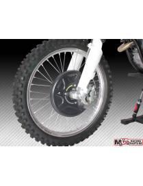 Kit de montage protège disque Suzuki RM-Z 250 / RM-Z 450 / RMX 450Z