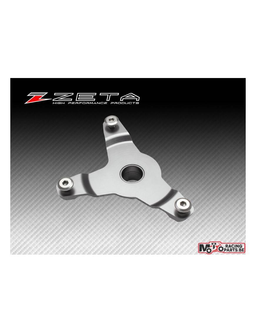 Kit de montage protège disque Yamaha YZ125 / YZ250 / YZ250F / YZ450F / WR250F / WRF450F