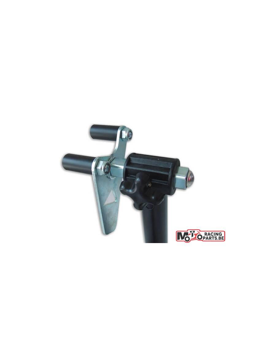Adaptateur béquille arrière mono-bras Elevate (LV8) Ducati Ø 21,50mm