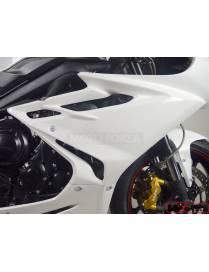 Fairings kit 3 parts Motoforza racing Triumph Daytona 675 OEM 2013 to 2018