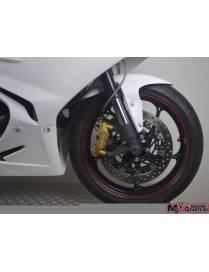 Fairings kit 3 parts Motoforza racing Triumph Daytona 675 Racing 2013 to 2018