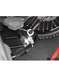 Crochet de fixation DRC pour support de roue avant