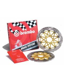 Paire de disques de freins Brembo HPK Yamaha YZF-R6 2005 à 2013