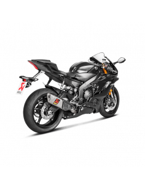 Akrapovic Evolution Line 'Titanium' Yamaha YZF-R6 2008 to 2020