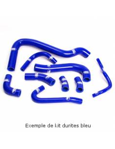 Radiator hose kit Samco Kawasaki Z1000 2016 to 2019