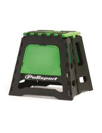 Foldable bike stand Polysport Green