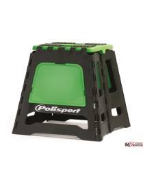 Foldable bike stand Polysport Green