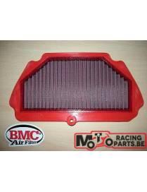 Air filter BMC Race Kawasaki ZX6R 2009 to 2019
