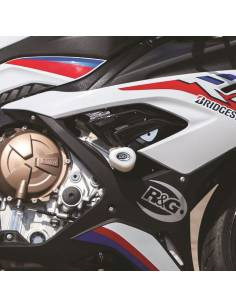 Aero crash protectors (Uppers) BMW S1000RR 2019 to 2020