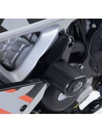 Aero crash protectors (Uppers) Aprilia RSV4 / Tuono V4