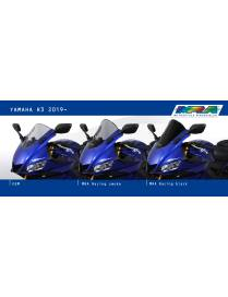 Windshield MRA Racing Yamaha YZF-R3 2019 to 2020