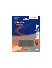 Brake pads Front Tecnium MF59 sintered metal