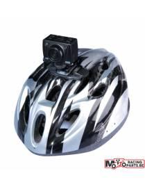 Montage sur casque ventilé pour caméra AEE Magicam
