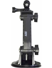 Montage caméra AEE Magicam avec ventouse