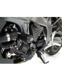 Aero crash protectors (Uppers) BMW 2006-2009 / K1300R 2009-2015