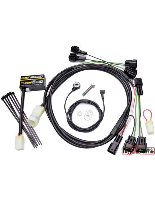 Quickshifter Healtech + harness iQSE-1+QSH-P4F