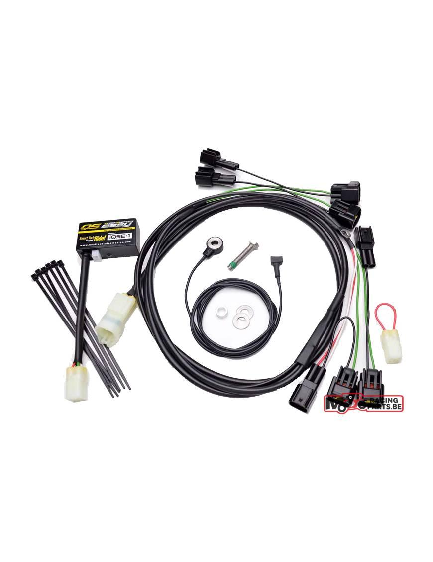 Quickshifter Healtech + harness iQSE-1+QSH-P4G