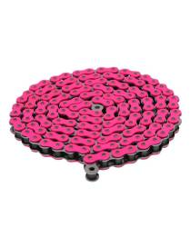 Transmission chain CONTI 420 - Pink fluo