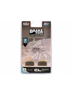 Brake pads Carbone Lorraine E-bike 4062ECX Magura MT7