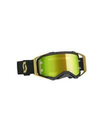 Scott Prospect Goggle Black / Gold screen Yello w